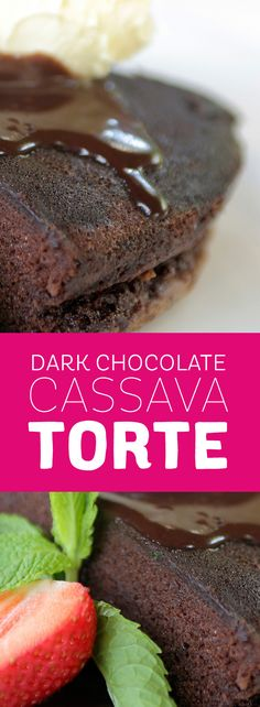 Our Ultra Dark Chocolate Torte Recipe is sweetened will all-natural Madhava organic Cassava for a lower calorie, lower carb alternative to traditional sugars.