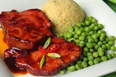 V kuchyni vždy otevřeno ...: Glazovaná uzená krkovice s chutí Asie......... https://inkitchenopen.blogspot.cz/2014/03/glazovana-uzena-krkovice-s-chuti-asie.html
