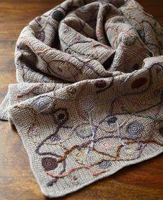 Sophie Digard / echape wool (4176/MR/LA) ソフィー・ディガー