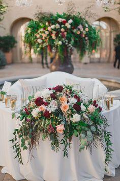 Autumn Wedding Inspiration by Mark Brooke Photography