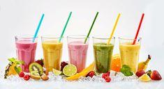 Lassi Recipes, Smoothie Recipes, Fruit Smoothies, How To Become Vegan, Avocado Smoothie, Fiber Foods, Detox Tea, Eating Plans, Fruits And Veggies