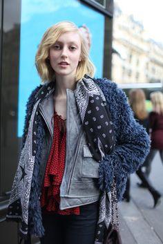 They Are Wearing: Paris Fashion Week - Slideshow