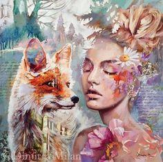 Dimitra Milan   16 Year Old Emerging Artist :https://artpeople.net/dimitra-milan-16-year-old-emerging-artist/