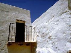 Ibiza arquitectura