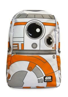 9f5aa5d7f0e Loungefly Star Wars Episode 7 BB8 Backpack