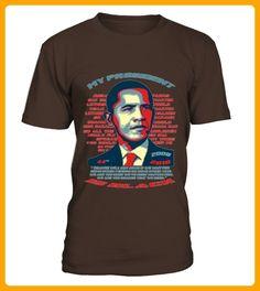 Barack Obama S Last Day As President Tshirt Thank You - Barca shirts (*Partner-Link)