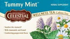 Tummy Mint by Celestial Seasonings