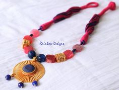 New Design of Necklaces by Rainbow Designs. Complete Collection Available at: http://www.indiebazaar.com/shop/Rainbowdesigns2012/jewellery-sets?sort=mr