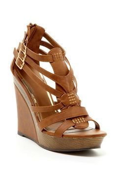 Gladiator Wedge ...love these...but just got me three pairs..I'm certain hubby won't allow another purchase!!!