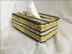 Taschent�cher aus der (Zeitungs-)box
