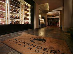 Alexander's Steakhouse, Cupertino