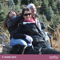 I miss her laugh, her smile, the way smelled, I miss her yelling at me, I miss her always telling me how perfect she was, I miss everything about her! My Christmas wish would be to go back to this moment and laugh this hard again with my sisters, and to add Matty to it too! #timehop
