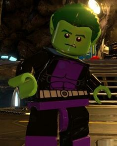 Beast Boy will have the ability to transform into several different animals (depending on what the situation calls for). These creatures include: Gorilla (Super Strength), Shark (Swimming), Bird? (Flying), Dormouse? (?)