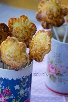 Los cerezos en flor: Cake Pops...o algo parecido y las Cookings Challenges!!!!