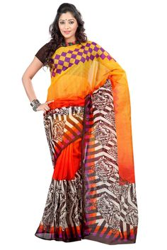 Yellow Supernet Saree #casual #sarees @ http://zohraa.com/sarees/sari/casual.html #celebrity #zohraa #onlineshop #womensfashion #womenswear #bollywood #look #diva #party #shopping #online #beautiful #beauty #glam #shoppingonline #styles #stylish #model #fashionista #women #lifestyle #fashion #original #products #saynotoreplicas