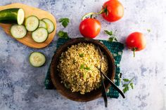 Basic Cooking Instructions for Cracked Freekeh...