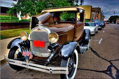 American Vintage Vehicle 1