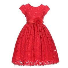 Search results for: 'girls clothes dresses christmas red good girl big girls red cotton embroidered flared junior bridesmaid dress 8 Lace Flower Girls, Flower Girl Dresses, Junior Bridesmaid Dresses, Bridesmaids, Floral Lace Dress, Satin Flowers, Ladies Dress Design, Flare Dress, Cool Girl
