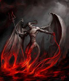 renaissance paintings of demons and devils | Devils & Demons on Deviant
