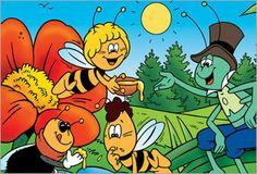 Die Biene Maja!