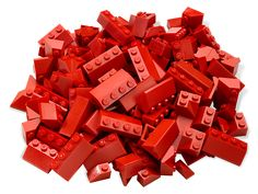 Roof bricks for your LEGO® buildings!
