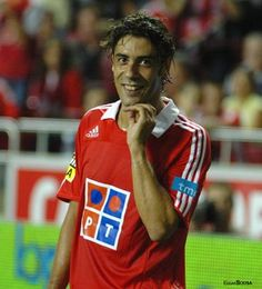 Rui Costa Football (midfield) Benfica and Portugal