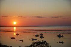 A beautiful sunrise in Chatham, Cape Cod