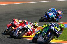 MotoGP: Apresentações das equipas arrancam quinta feira