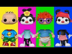 Wrong Heads For kids Funko Pop RugRats Animaniacs Finger Family Song Nursery Rhymes Kids Hangout - YouTube Italian Buffet, Finger Family Song, Online Real Estate, Bear Grylls, Local Seo, Rugrats, Nursery Rhymes, Funko Pop, Places To Visit