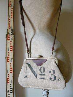 Tamara Fogle Flour Sack Bag. So cute!