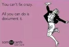 Our psych at work says this all the time!