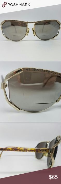 Vintage Christian Dior Glasses! AUTHENTIC! Pre-owned. Christian Dior Sun/Glasses with prescription/bifocal, which can be replaced. One minor scratch to right lens notated in photo. Well maintained 💛 The frame is in good overall condition. Very sturdy, classic and eye-catching!  🚫Trades,  Reasonable Offers Only ✔  Please ask as many questions as possible.  I want you to be 100% satisfied prior to purchasing! Aiming for a ⭐⭐⭐⭐⭐ Rating! Christian Dior Accessories Sunglasses