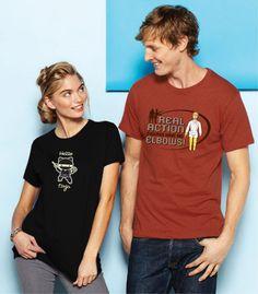 Funny T-shirts    www.kidscorpio.com Funny Tshirts, Action Figures, Mens Tops, T Shirt, Fashion, Tee, Moda, La Mode, Fasion