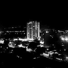 A cidade não dorme nunca Aterrado, Volta Redonda.