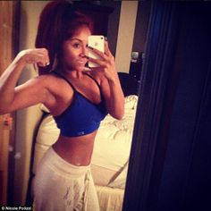 Snooki 50-lb weight loss ~Thinspo