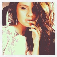 @Selena Gomez: That one time I had ma Latina texture going on.. Or just.. everyday.