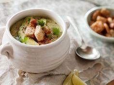 Chilled Avocado Soup Recipe - Viva