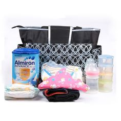 Multifunction Nappy bags, Baby diaper with fashion design