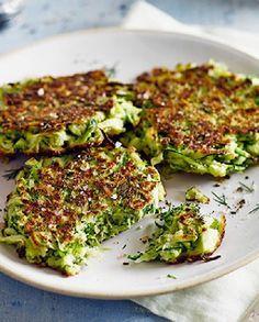 Low FODMAP Recipe and Gluten Free Recipe - Zucchini & Herb Fritters  http://www.ibssano.com/low_fodmap_recipe_zucchini_herb_fritters.html