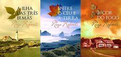 Trilogia das Três Irmãs - Nora Roberts