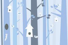 Birdforest - Blue