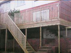 Raised Decking Gallery| Decking Design | A Brighton & Sussex Decking Company