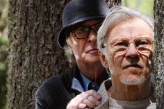"""Die letzten Überlebenden der Hochkultur: Michael Caine (mit Hut) spielt in """"Youth"""" einen Dirigenten, Harvey Keitel einen Hollywoodregisseur"""