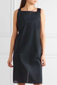 Rochelle Sara - Kingston Cotton Dress - Black -