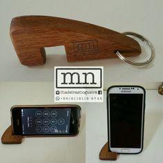 Base em madeira para telefone.  Wood base station for phone.  #madeirasnogueira #cherici  #presente #artesanal #artesanato #handmade #feitoamao #madeinbsb #woodworking #marcenaria #handcrafted