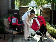 Check Out Britax B-Agile Stroller & B-Safe Car Seat Review & Demo
