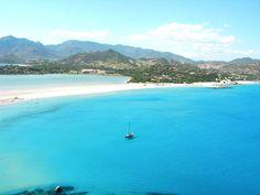 Baia Chia, Sardinia, Italy