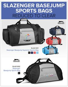 Slazenger BaseJump Sports Bag – Reduced To Clear – Bell Jar Pty Ltd Rugby Gear, South African Rugby, Rugby World Cup, The Bell Jar, Green And Gold, Sports, Gifts, Bags, Hs Sports