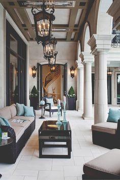 Luxury home.