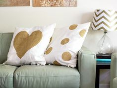 BrightNest | Give Your Home the Midas Touch: Gold Decor